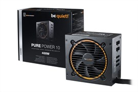 Be Quiet! Pure Power 10 CM 400W Modular PSU