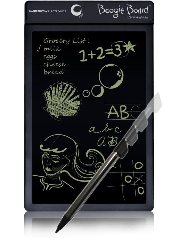 Boogie Board Original 8 5 Lcd E Writer Black