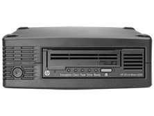 HP StoreEver LTO-6 Ultrium 6250 Tape Drive (External)