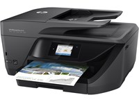 HP OfficeJet Pro 6970 (A4) Colour Inkjet All-in-One Wireless Printer (Print/Copy/Scan/Fax)