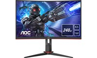 AOC C32G2ZE/BK 31.5 inch LED 1ms Gaming Curved Monitor - Full HD