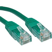 CCL Choice 0.5m CAT6 Patch Cable (Green)