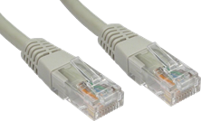 CCL Choice 15m CAT6 Patch Cable (Grey)