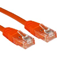 CCL Choice 0.5m CAT6 Patch Cable (Orange)