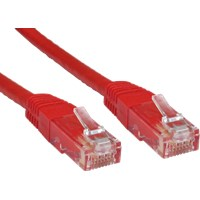 CCL Choice 1m CAT6 Patch Cable (Red)
