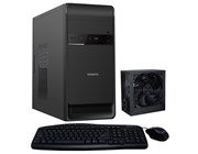 Gigabyte GZ-MA02 4-in-1 Kit Black Mini Tower Case