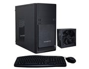 Gigabyte GZ-MA03 4-in1 Kit Black Mini Tower Case