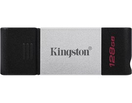 Kingston DataTraveler 80 128GB USB 3.0 Type-C