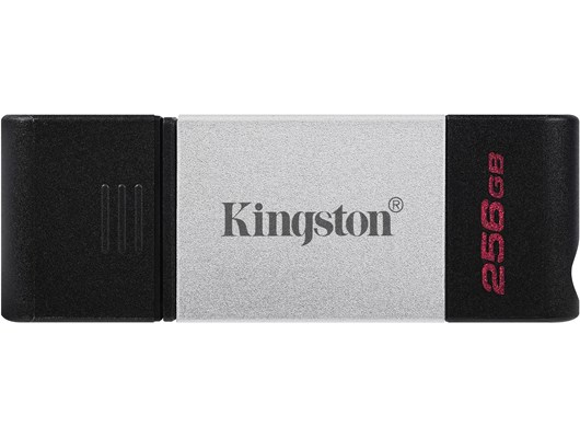 Kingston DataTraveler 80 256GB USB 3.0 Type-C