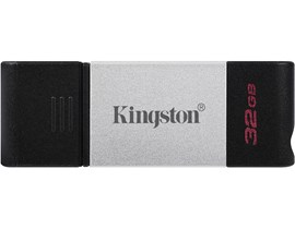 Kingston DataTraveler 80 32GB USB 3.0 Type-C Drive