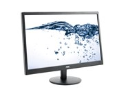 "AOC e2470Swda 23.6"" Full HD LED Monitor"
