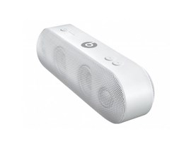 Apple Beats Pill+ Bluetooth Speaker (White)