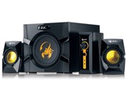 Genius SW-G2.1 3000      4-Piece Gaming Speakers