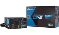 Seasonic G12 GC Series 750W Power Supply 80 Plus Gold