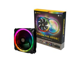 Antec Prizm 140 ARGB - Case fan - 140 mm