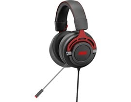 AOC GH300 Gaming Headset, USB Connection, RGB Backlit, Virtual Surround Sound