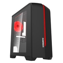 Game Max Centauri Midi Tower Black Case