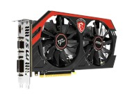 MSI NVIDIA GeForce GTX 750 Ti 2GB Graphics Card