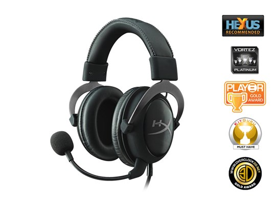 HyperX Cloud II 7.1 Headset (Gun Metal)