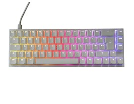 Ducky One2 SF 65% Pure White RGB Backlit Keyboard Cherry MX Brown Switch
