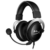 HyperX Cloud Pro Gaming Headset (Silver)