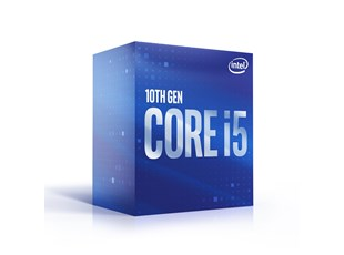 Intel Core i5-10400 2.9GHz Hexa Core Processor for Socket 1200 with 6 Cores, 12 Threads, 65W TDP, 12MB Cache, 4.3GHz Turbo, Intel UHD Graphics 630, Stock Cooler