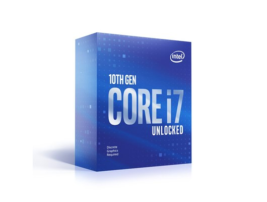 Intel Core i7 10700KF 3.8GHz 8 Core CPU