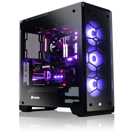 CCL Iris Fusion OC Gaming PC