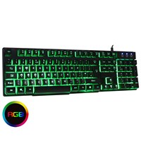 CiT Builder Wired RGB Gaming Keyboard