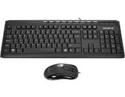 Gigabyte KM6150 Multimedia Keyboard and Mouse Set