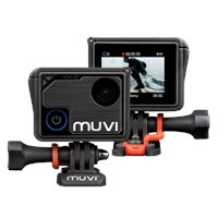 Veho Muvi KX-2 NPNG Handsfree 4k @ 30fps Action Camera 12MP Photo and Waterproof Housing