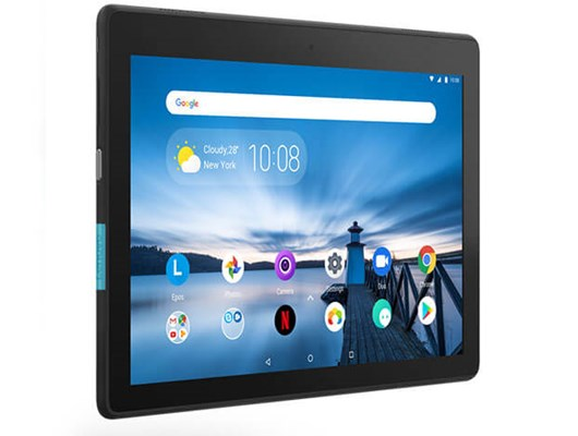 "Lenovo Tab E10 ZA47 Tablet Android 8.1 (Oreo) 32 GB Embedded Multi-Chip Package 10.1"" IPS (1280 x 800)"