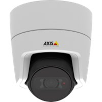 AXIS M3106-LVE Mk II - Network surveillance camera - dome - outdoor - colour (Day&Night) - 2688 x 1520 - M12 mount - fixed iris - LAN 10/100 - MJPEG, H.264, H.265 - PoE