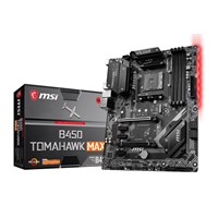 MSI B450 TOMAHAWK MAX ATX Motherboard for AMD AM4 CPUs