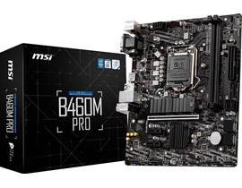MSI B460M PRO Intel Socket 1200 Motherboard