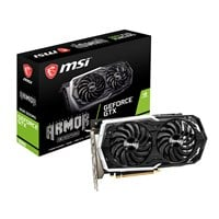 MSI GeForce GTX 1660 6GB ARMOR Boost Graphics Card