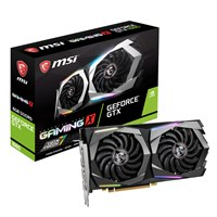 MSI GeForce GTX 1660 6GB GAMING X Boost Graphics Card