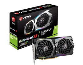 MSI GeForce GTX 1660 GAMING X 6GB Graphics Card