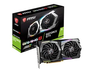MSI GeForce GTX 1660 GAMING X 6GB Overclocked Graphics Card