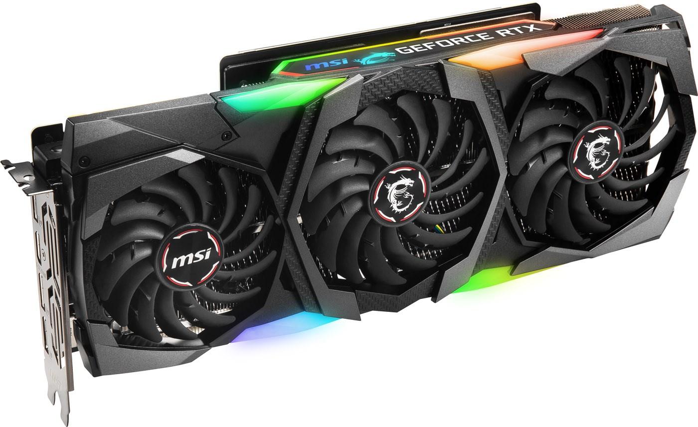 MSI GeForce RTX 2070 SUPER 8GB GAMING X TRIO Boost Graphics Card
