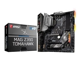 MSI MAG Z390 TOMAHAWK Intel Socket 1151 Z390 Chipset ATX Motherboard *Open Box*