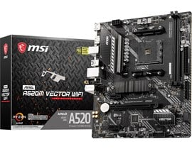 MSI MAG A520M VECTOR WIFI AMD Motherboard