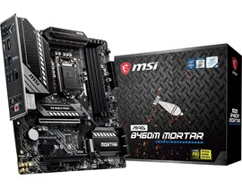 MSI MAG B460M MORTAR Intel Socket 1200 Motherboard