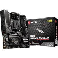 MSI MAG B550M MORTAR mATX Motherboard for AMD AM4 CPUs