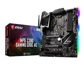 MSI MPG Z390 GAMING EDGE AC Intel Motherboard