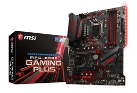 MSI MPG Z390 GAMING PLUS Intel Motherboard