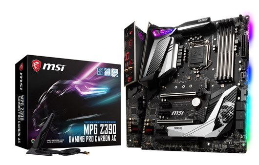 MSI MPG Z390 GAMING PRO CARBON AC Intel