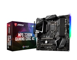 MSI MPG Z390M GAMING EDGE AC Intel Motherboard