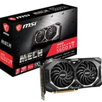 MSI Radeon RX 5600 XT 6GB MECH Graphics Card