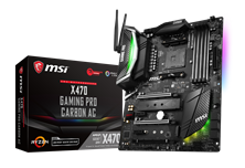 MSI X470 GAMING PRO CARBON AC AMD Socket AM4